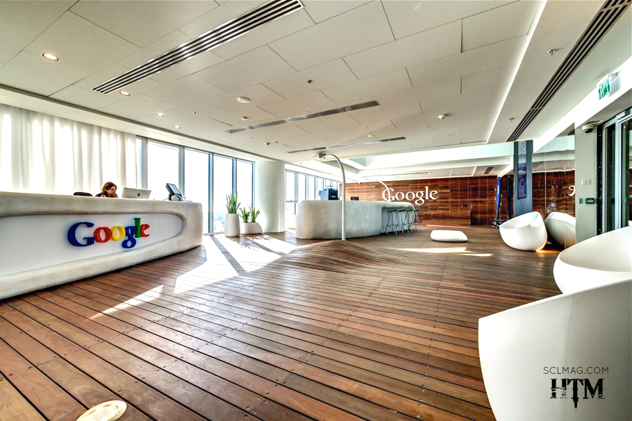 Google Office Isreal 1
