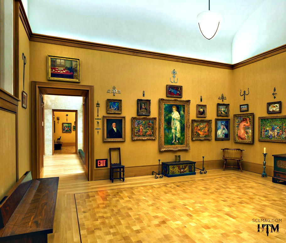 The Barnes Foundation 12