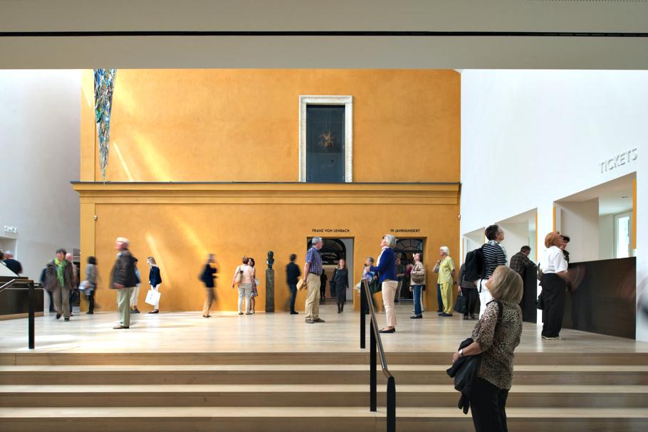 LENBACHHAUS MUSEUM 11