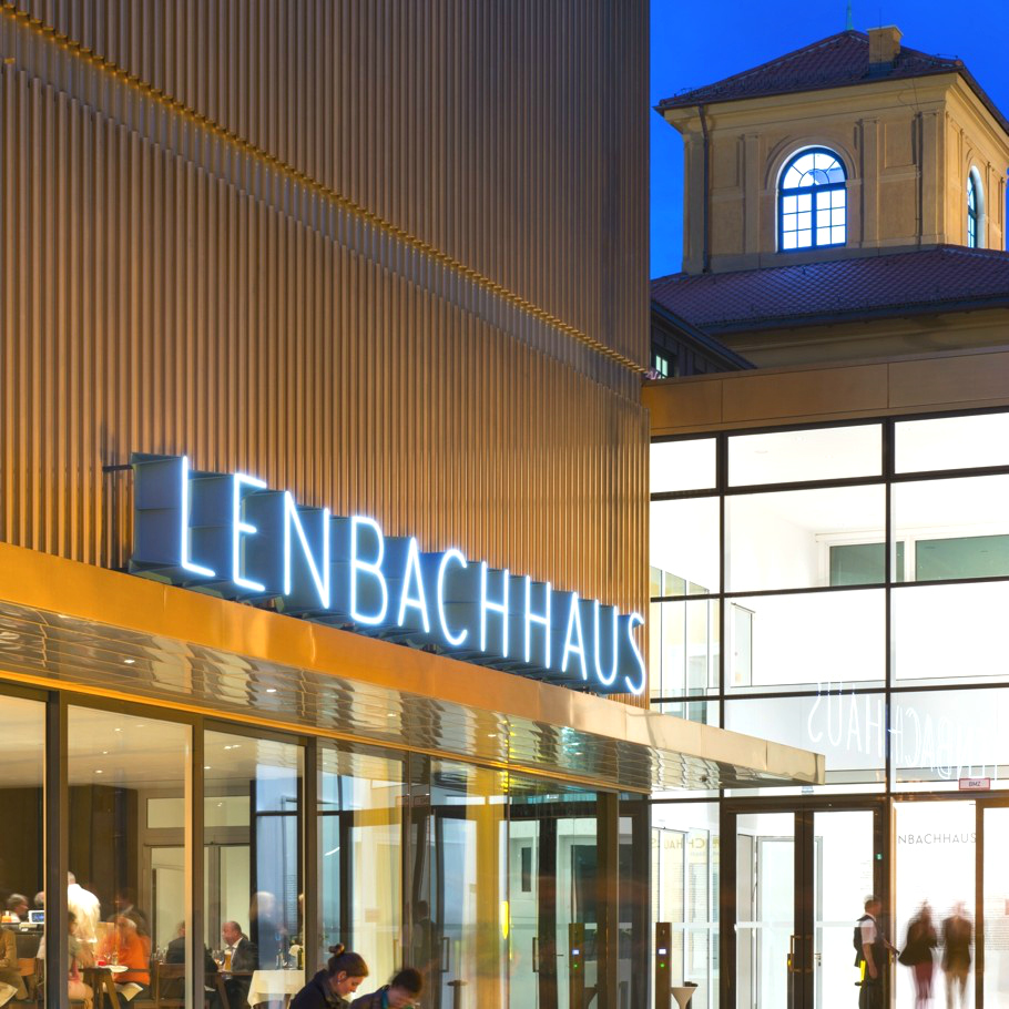 LENBACHHAUS MUSEUM 12