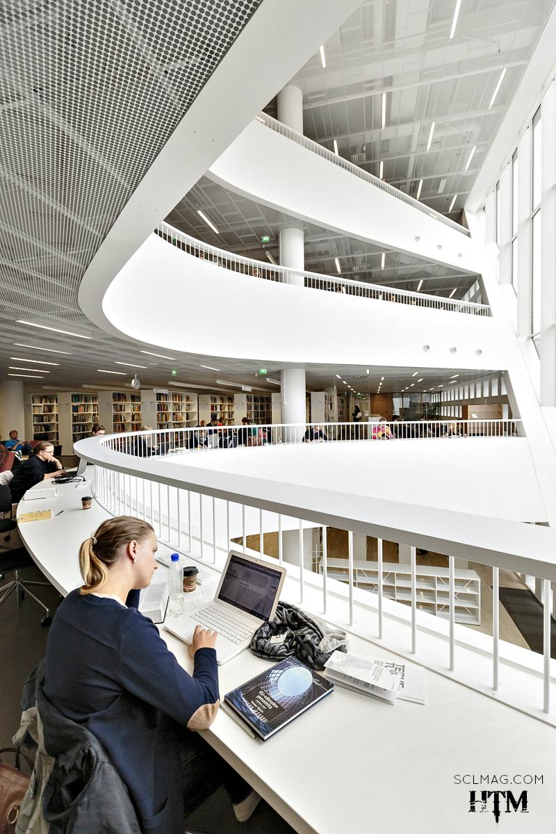 Helsinki University Main Library16