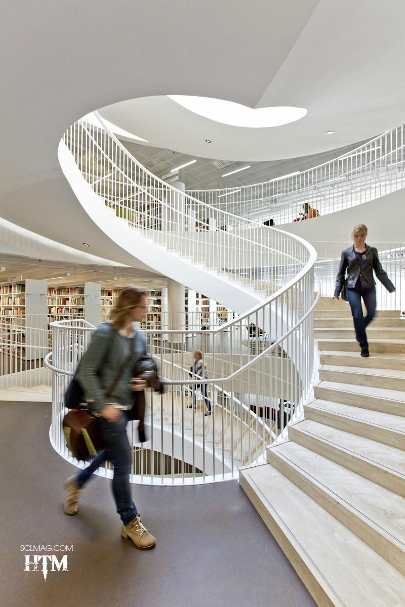 Helsinki University Main Library21