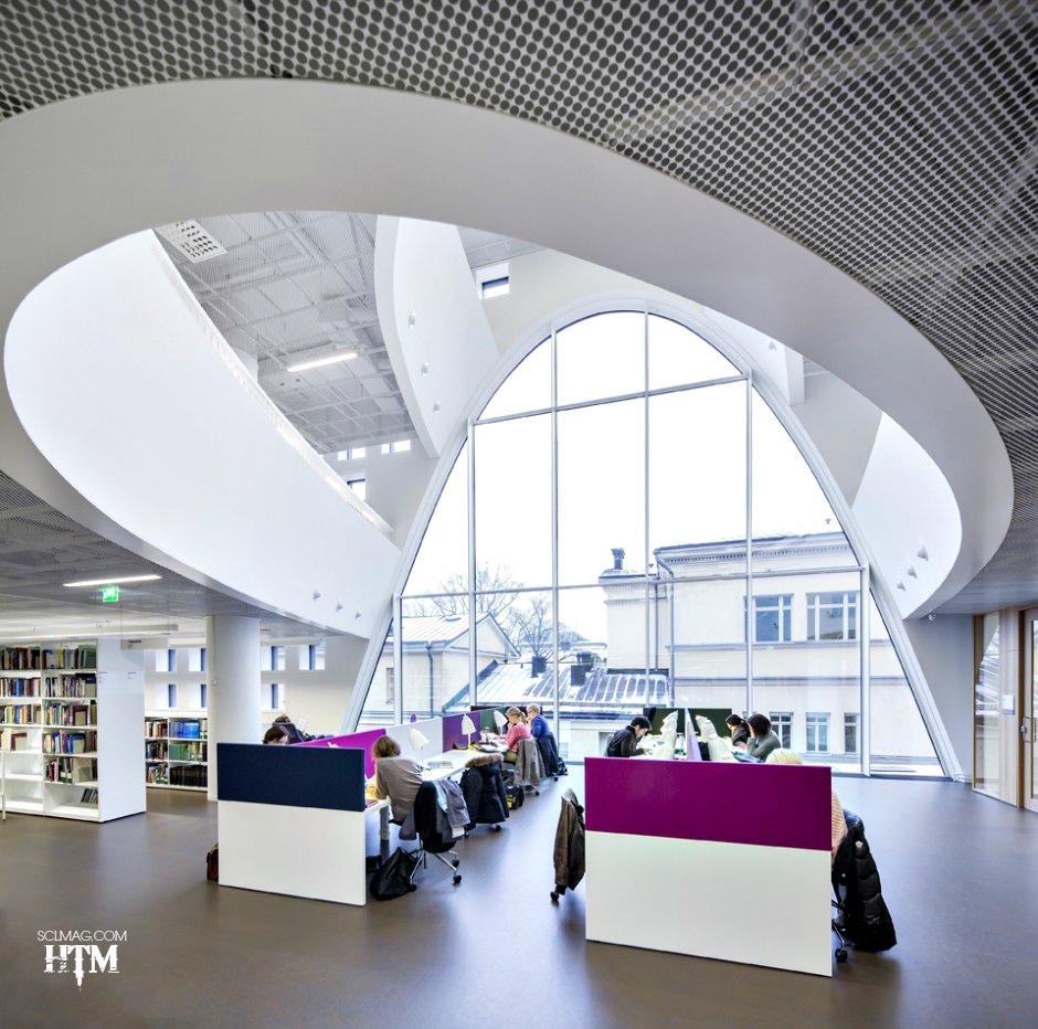 Helsinki University Main Library23