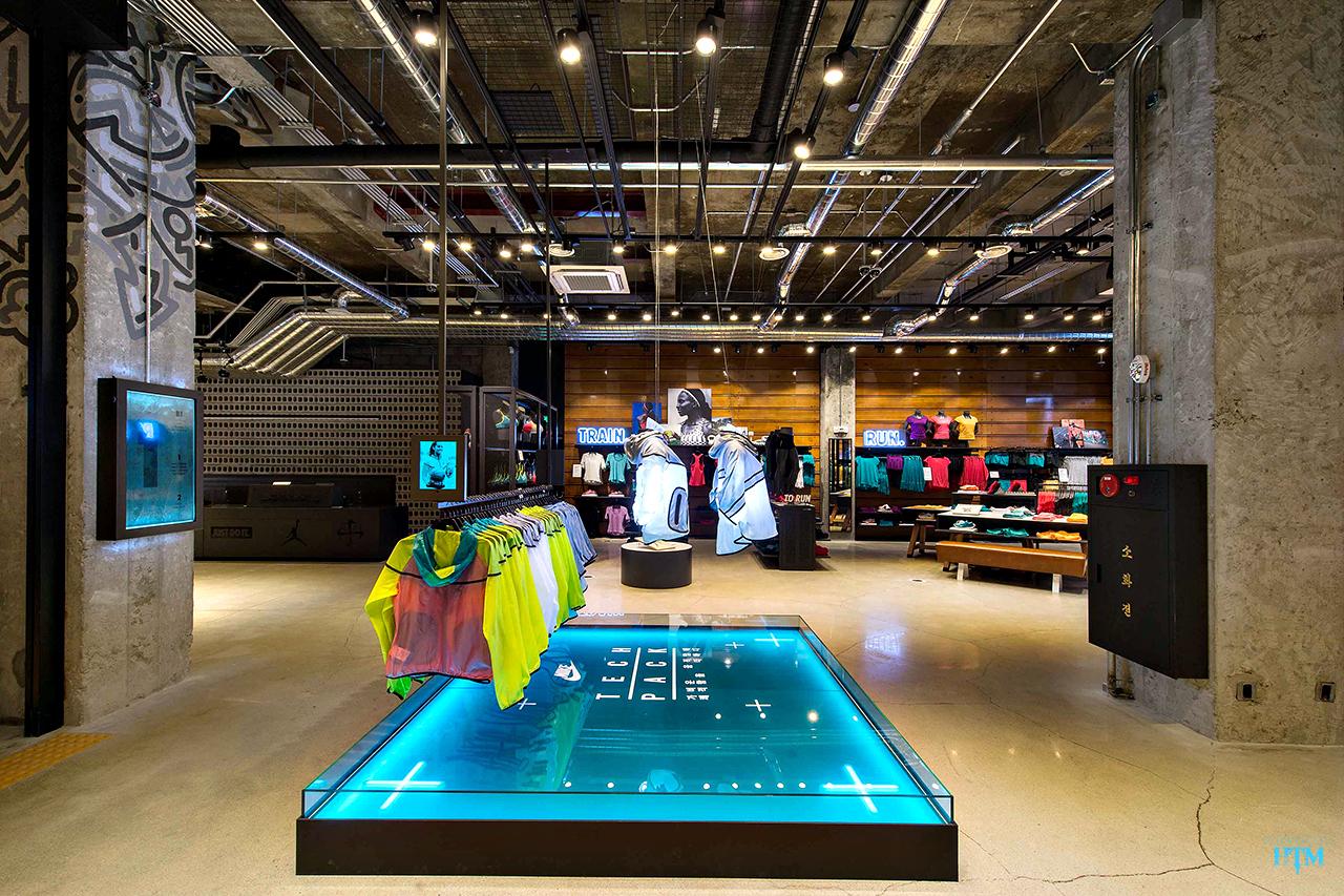 Nike Gangnam Store 1