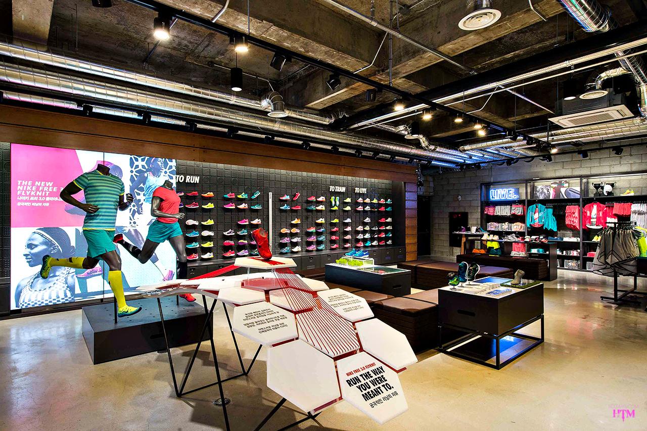 Nike Gangnam Store 3