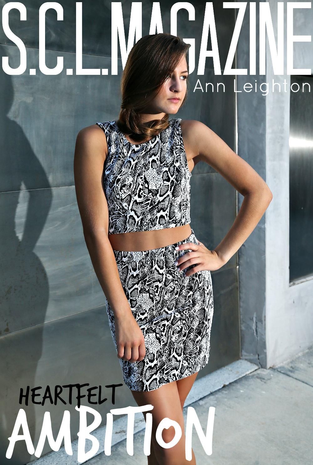Ann Leighton SCL Cover